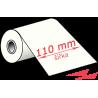 110 mm, wax TTR páska, černá