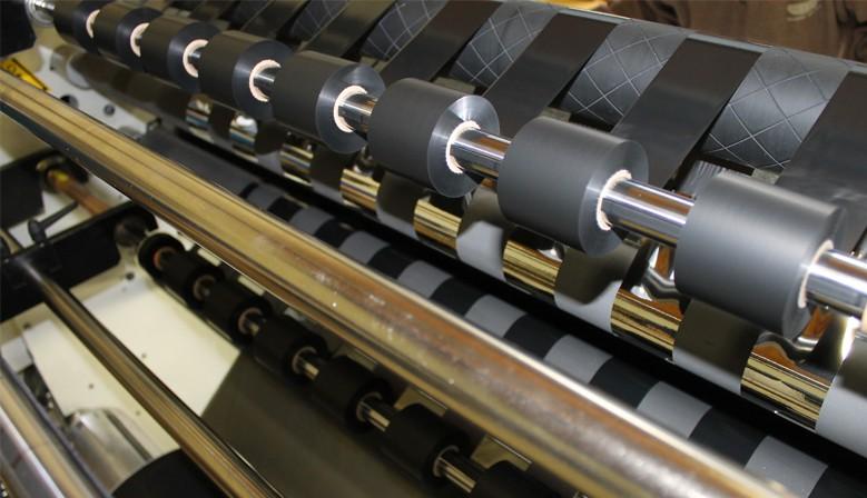 Termotransferové pásky - výroba